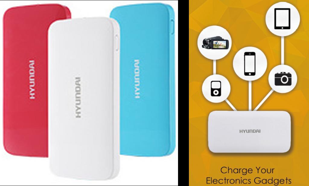 Charge your gadgets brandstik