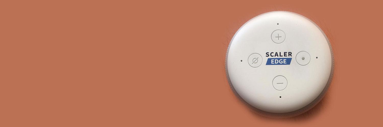 Amazon Echo Custom Logo for Scaler Edge