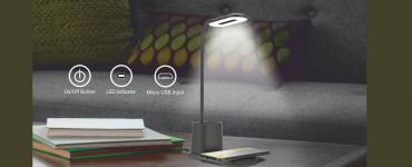 Multifunctional Desk Lamps