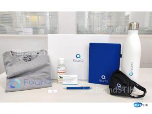 FourQ Welcome kit BrandSTIK