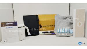 Lighthouse Welcome kit BrandSTIK