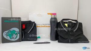 Talent 500 Welcome kit BrandSTIK