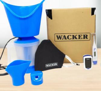 Wacker COVID care kit Blog Banner