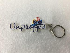 Unplugged Kit - keychain
