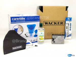 Wacker COVID care kit