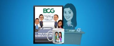 Caricature Blog Banner