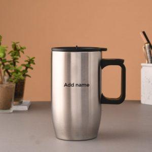 Custom Coffee Mugs Casa Steel Mug drinkware