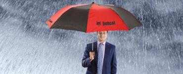 Promotional Umbrellas for Bobcat