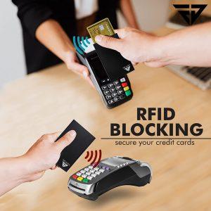 RFID credit card holder