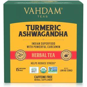 gourmet food herbal tea