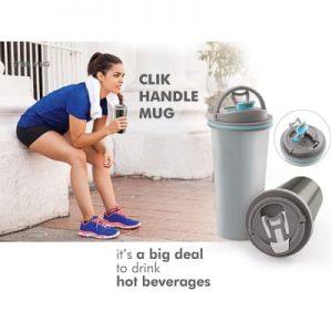 click handle mug drinkware