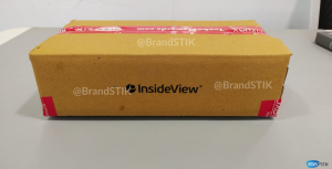 Inside View Welcome kit packaging