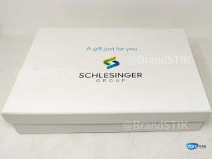 Box Schlesinger Premium Welcome kit BrandSTIK