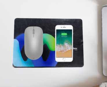Mouse pad BLog Banner
